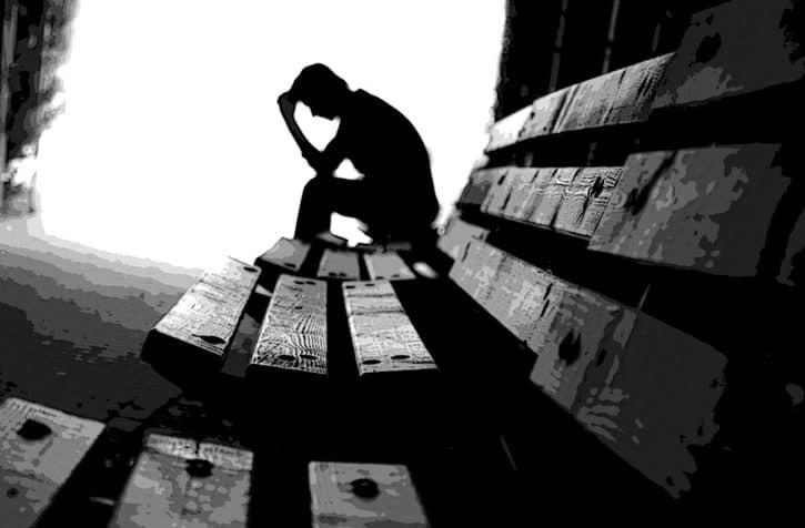 La Depresión en el individuo.